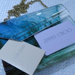 Jimmy Choo Croosbody Bag.